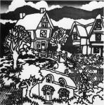 Model Tudor Village 1986