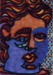 Picasso Face (1985) [W_P]#BC67