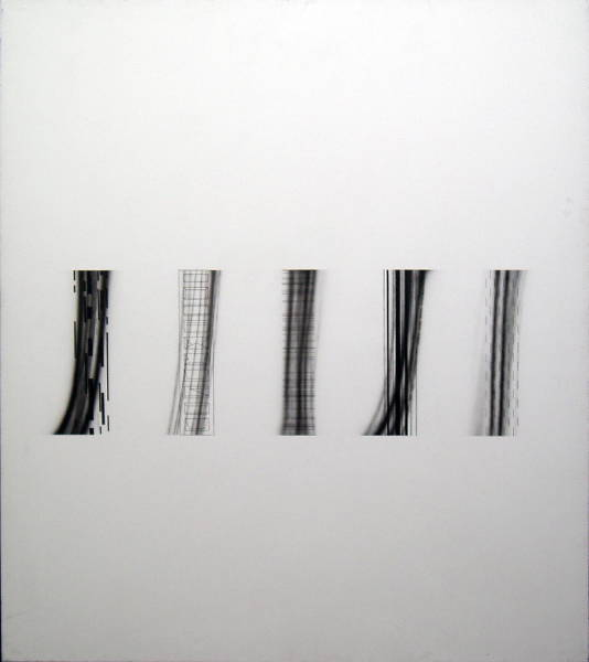 Untitled ['Five stripes'] (c.1975-6)