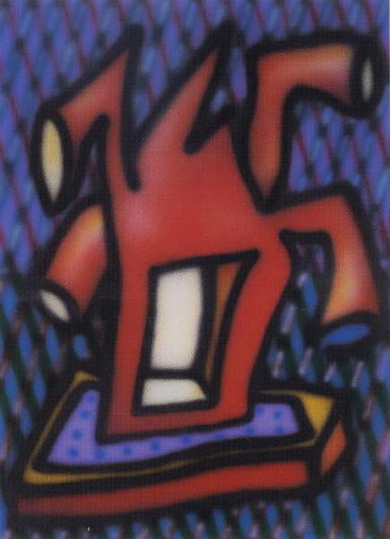 Anamorphism 1987 [W_P]#830D