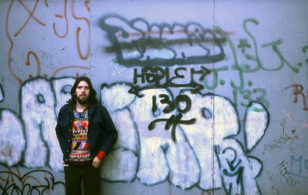 Arkley & NY graffiti (Nov.77)