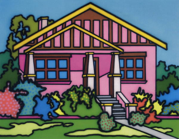 Bungalow Home 1989