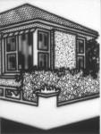 Corner house (study) 1995 [W_P]#7B0E