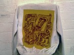 Decorated t-shirt (1983) [3_D]#6C84