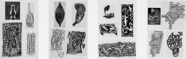Four Studies (1983) [W_P]#D0D9