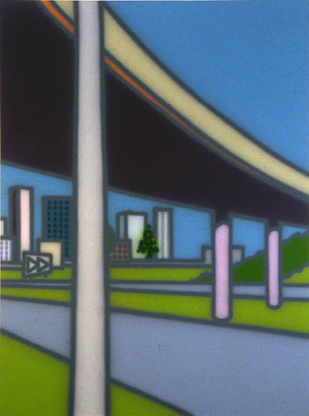Freeway Painting (1996) (?)