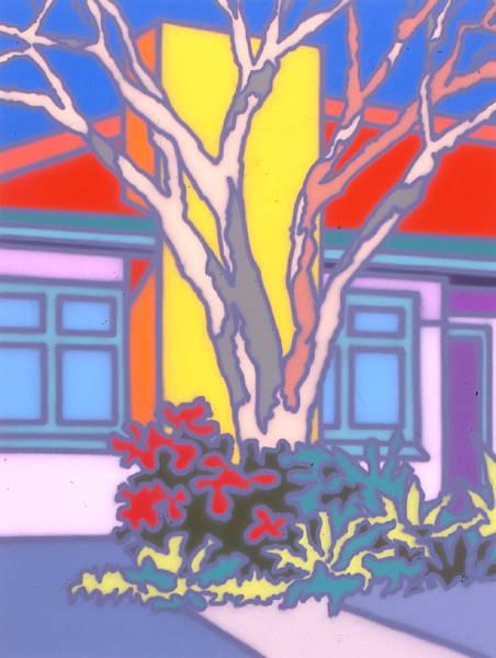 Home with Eucalyptus (Lovegrove) 1999