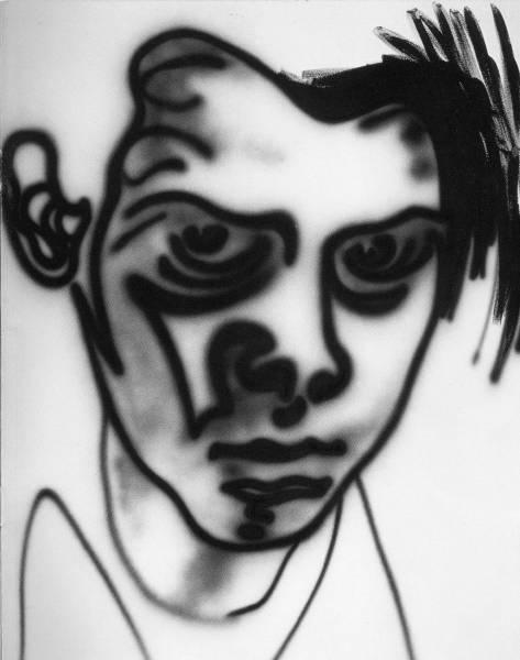 Nick Cave [verso] (1999) [W_P]#4049