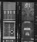 Photographs of Paris doorways (1977) [3_M]#AB99