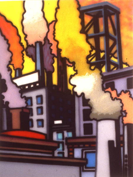 Shadow Factories (1988)