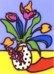 Still Life Tulips 1999