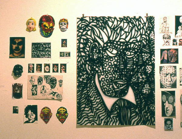 Tattooed Head (1988) overview