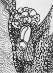 Tattooed Penis 1983 [W_P]#B802
