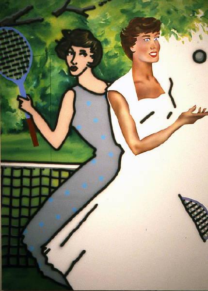 Tennis 1983