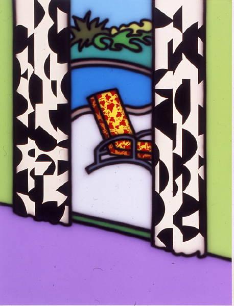 Terrace Window 1999