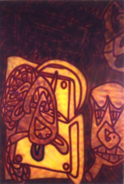 Through the Peel  of the Orange 1982 [W_P]#AC41