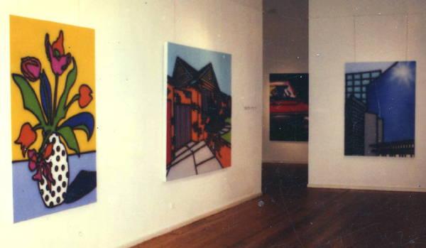 Tolarno 1986 Installation shot