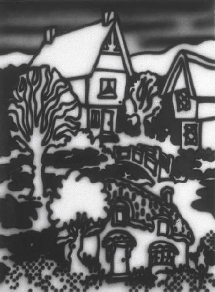 Tudor village 1995 [W_P]#FBF7