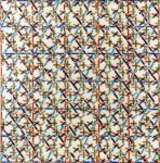 Untitled [Geometric patterning] (1981?)