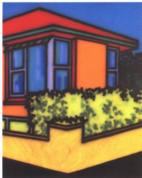 Untitled [Hedge] 1988