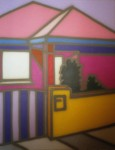 Untitled [House with Gate] (1999?)