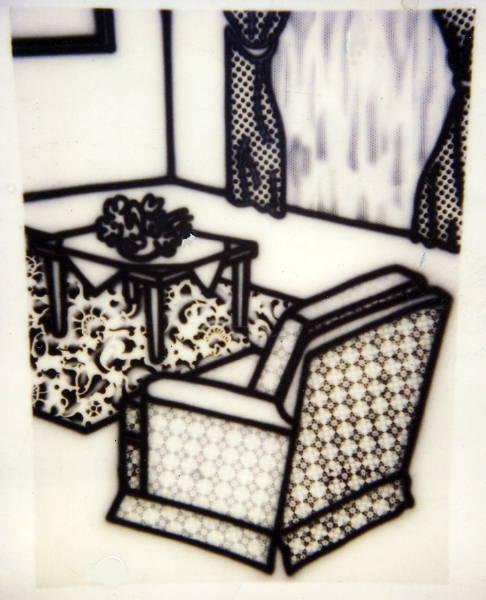 Untitled [Interior] (1995?) [W_P?#1462
