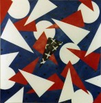 Untitled [Red Wedge] (1981?)