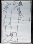 Untitled [Seated Man] (1985?) [W_P] #2#E05F