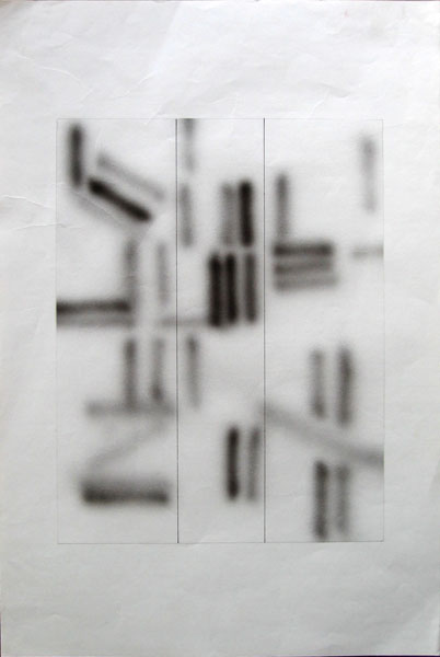 Untitled ['White Painting'] (1988) (smaller work 1)