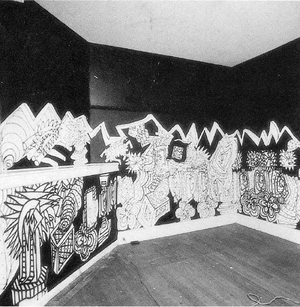 Untitled room (ACCA) (1984)