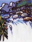 Waterfall 2 1988