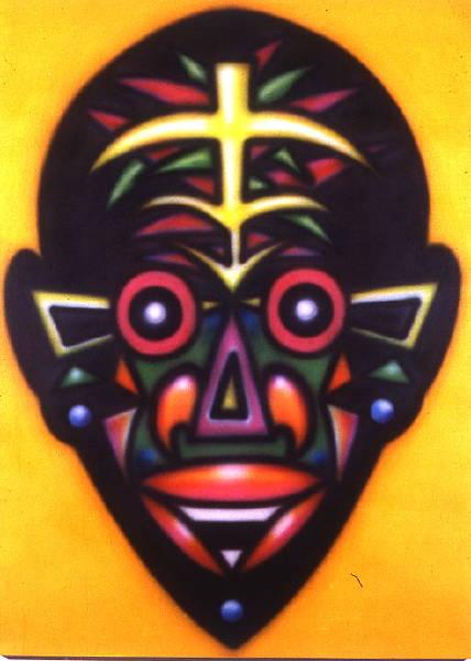 Zappo Head [Oxley] 1987