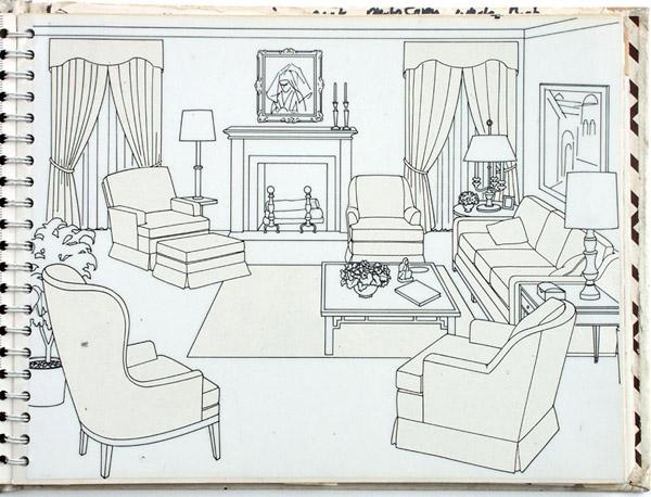 Lounge Room #1