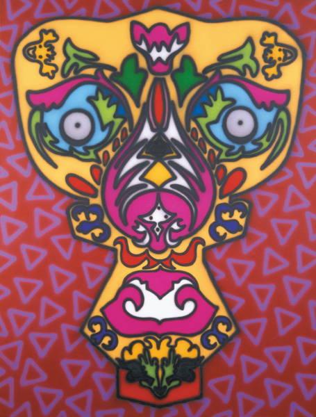 Arabesque Face 1990