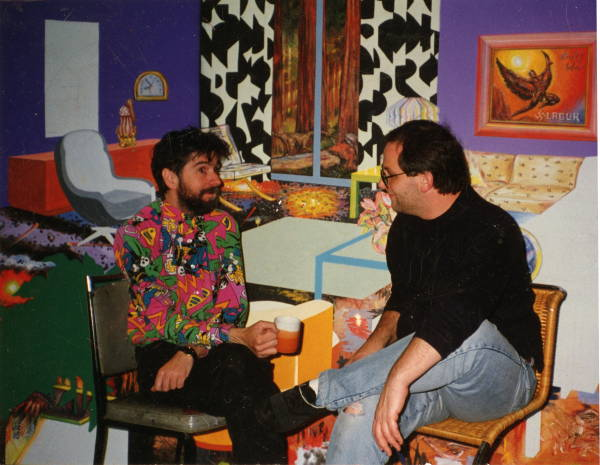 Arkley & Bruce Harrison 1991
