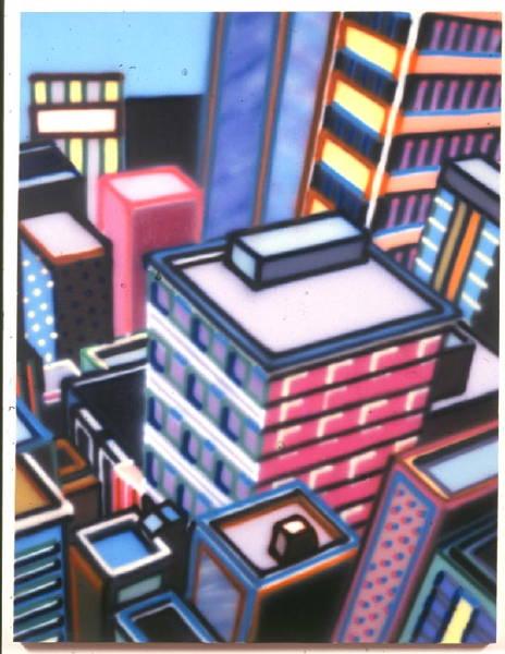 Cityscape [small] (1990)