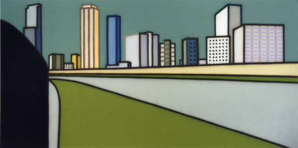 Freeway Painting (Exit) 1994