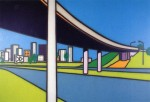 Freeway Painting (Over Pass) 1994