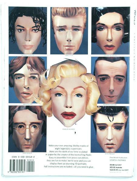 Idols 1986 (back cover)