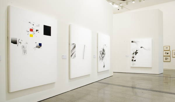 NGVA 2006 (White paintings)