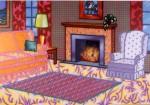 Neapolitan Delight [lounge-room] 1993