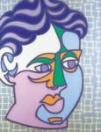 Picasso Head 1990