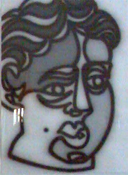 Picasso Head 1994 [W:P]