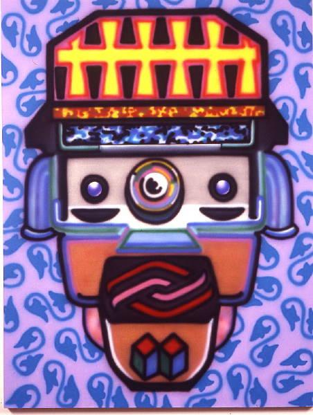 Polaroid Portrait (1990)