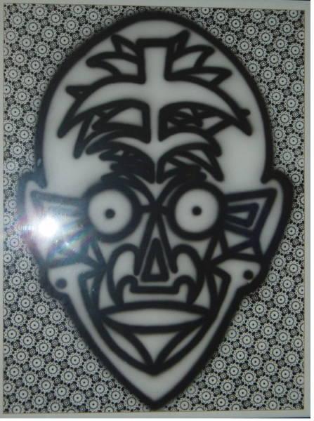 Zappo Head B_W 1994 [W_P]#7E0F