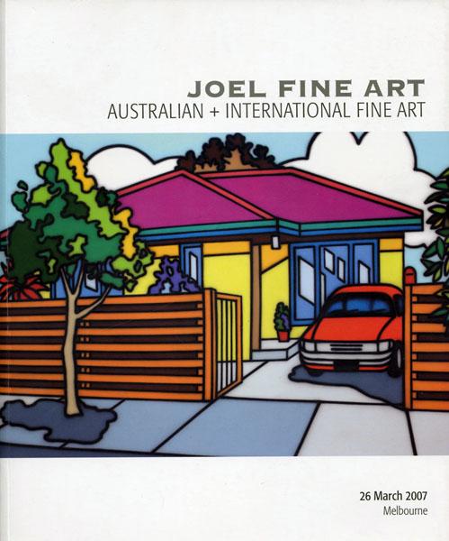 Joel's 26-3-07 cover